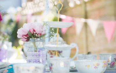 Summertime Tea Parties